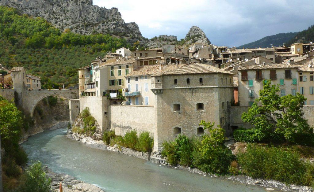 Entrevaux - village médiéval