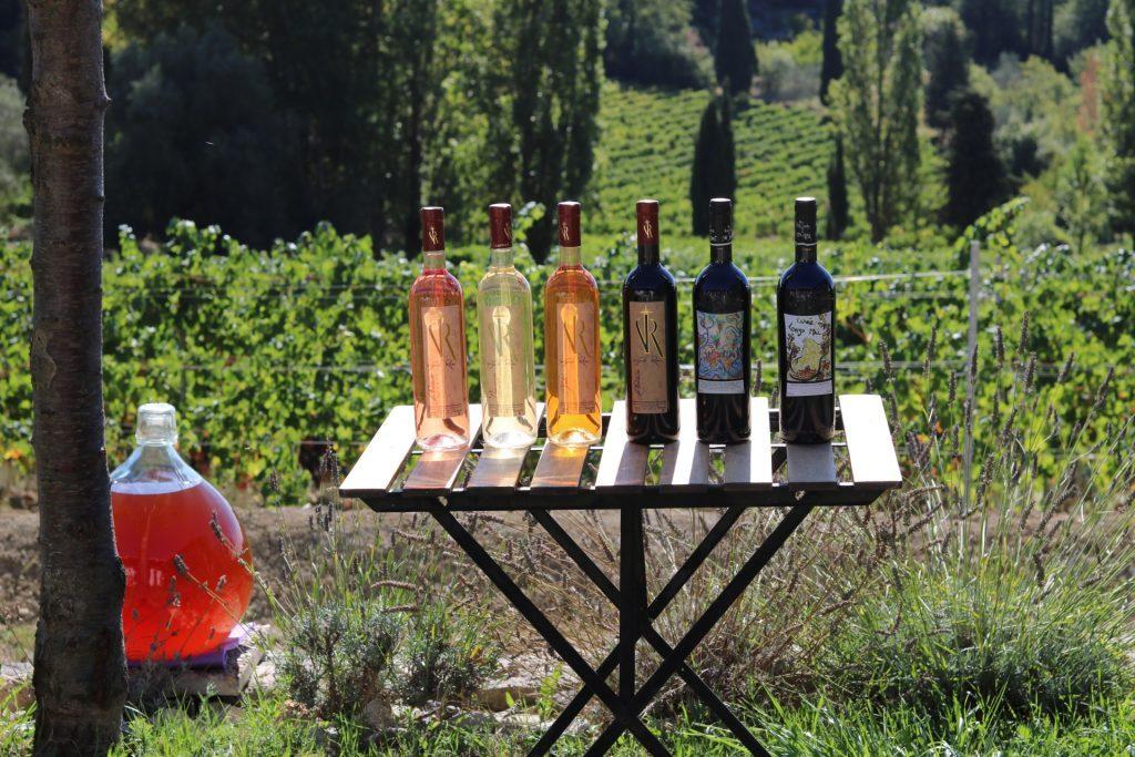 vins d'un artisan BeeShary