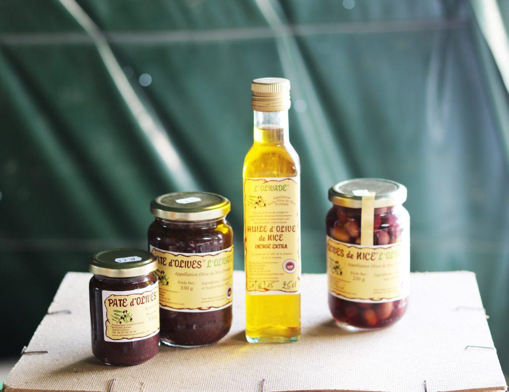 Huile d'Olive de Julien, artisan BeeShary