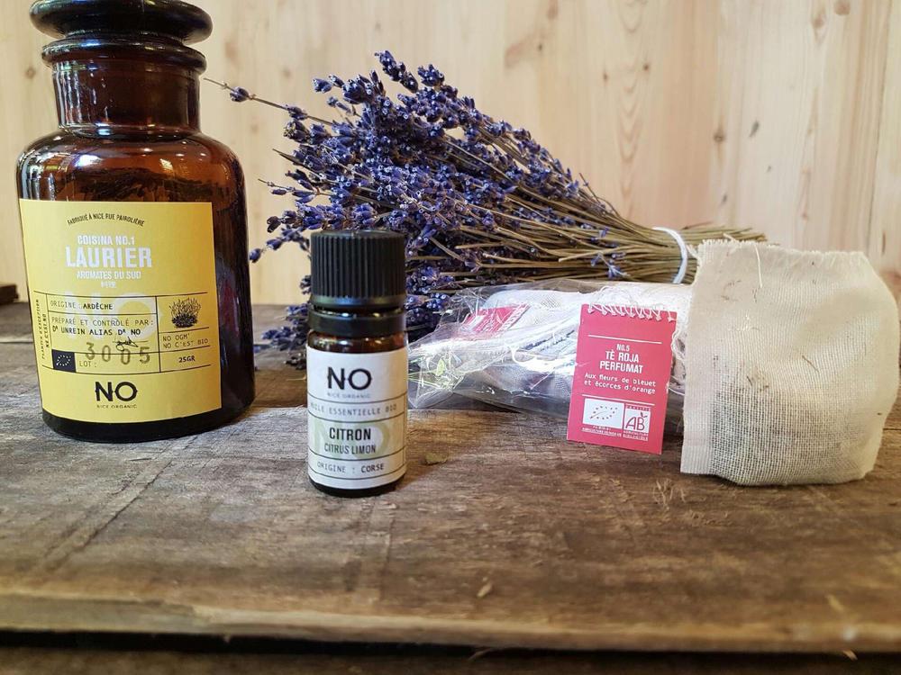 Le coffret saveurs et senteurs de Provence - BeeShary