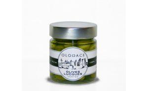 Olives vertes Lucques pour l'apéritif