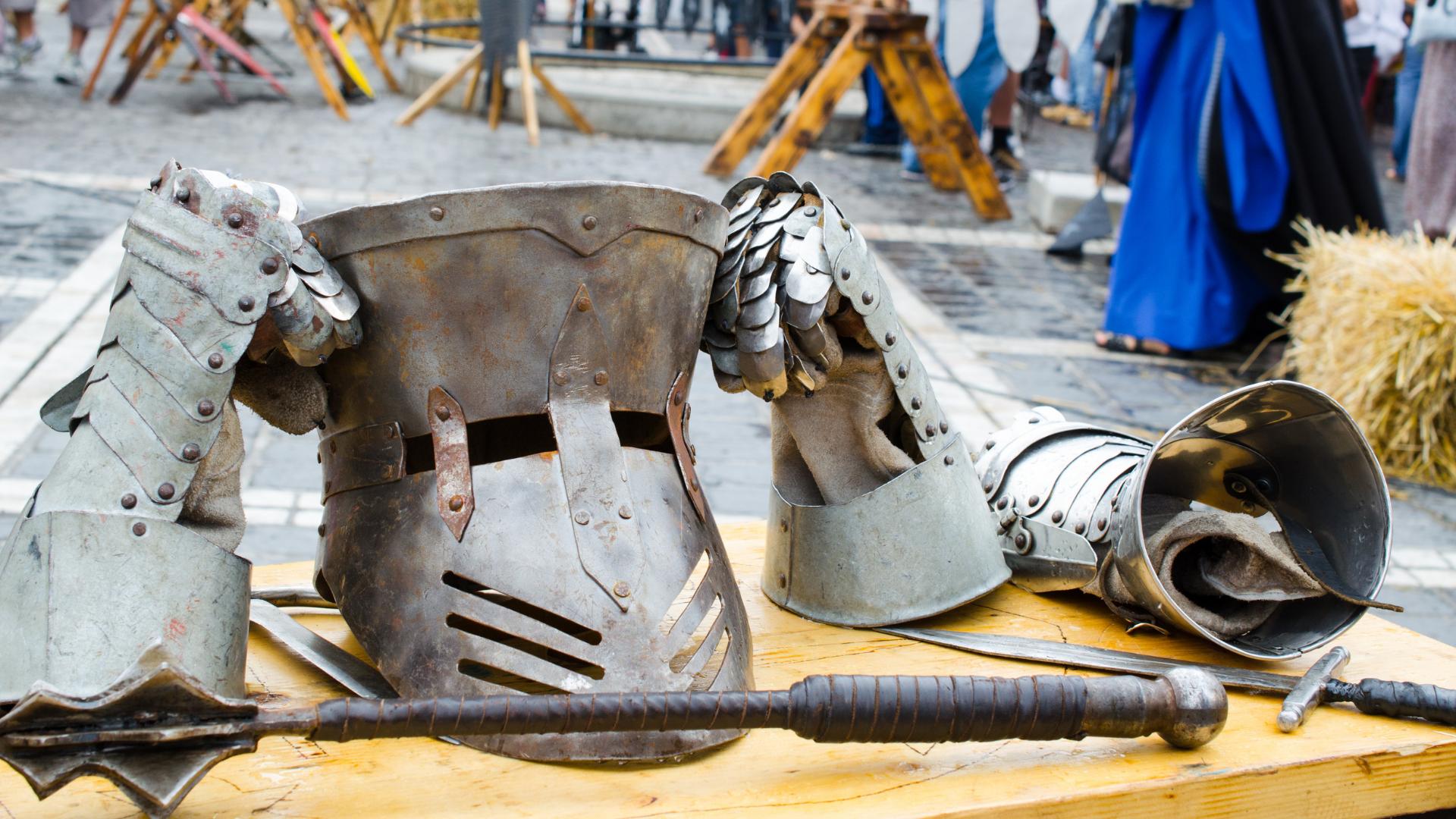 Activités août région PACA- Fête médiévale de Volonne