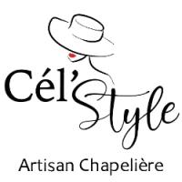 Zoom sur notre artisane chapelière - logo cél'style