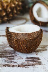 Noix de coco - farine de nois de coco